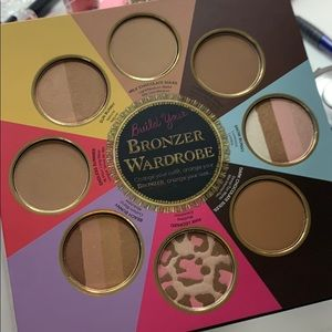 The little black book of bronzers